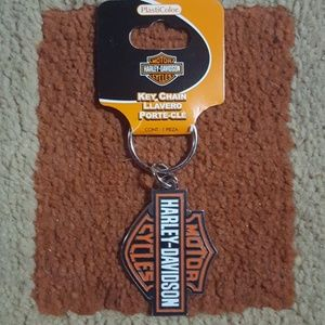 *NWT* Harley Davidson  key chain